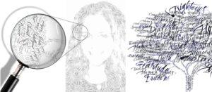Virtual Online Games Calligram